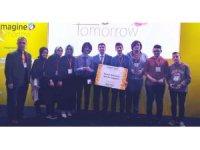 Hedef Büyükşehir'den başarı gençlerden