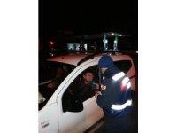 Mersin'de alkollü araç kullanan 105 sürücüye 102 bin lira ceza kesildi