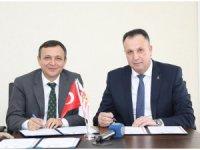 ERÜ ile Nicolae Testemitanu State University of Medicine and Pharmacy arasında 'Akademik İşbirliği Protokolü' imzalandı