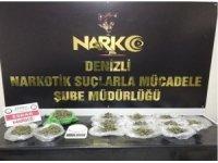 Narkotik operasyonlarında gözaltına alınan 18 kişiden 13'ü tutuklandı