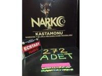 Kastamonu'da 272 adet ecstasy hap ele geçirildi