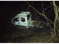 Giresun'da trafik kazası: 1 ölü