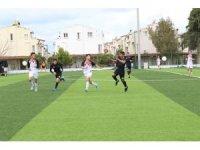 Futbol Grup Maçları Kuşadası'nda tamamlandı
