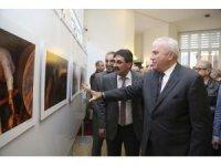 Karacasu'dan 'Yüzler' sergisi sanatseverlerle buluştu
