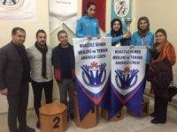 Diyarbakır'da atıcılık heyecanı sona erdi
