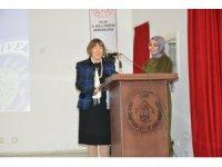 """""""21. Yüz yılda Psikolojik Danışman Olmak"""" temalı konferans"""