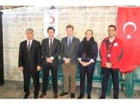 Danimarka heyeti İdlib krizi için Kilis'te