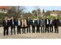 Başkan Şayir, ulaşım sorunlarını muhtarlarla masaya yatırdı