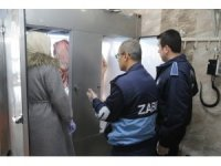 Cizre'de zabıta ekipleri denetimlerini sıklaştırdı