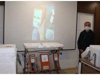 Türkiye'de ilk kez kullanılmaya başlanan perfüzyon cihazıyla artık, karaciğer ve böbrek buz kutularında taşınmayacak