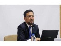 """""""Uluslararası Örgütler ve Doğu Türkistan"""" konferansı"""