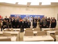 Gaziantep'te 13. uluslararası öğrenci buluşması