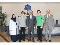 İhlas Koleji öğrencileri, EYP Portekiz'de Türkiye'yi temsil edecek