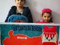 Mardin'den Elazığ'a anlamlı kampanya