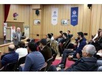 Akdeniz Belediyesi personeline imar mevzuatı anlatıldı