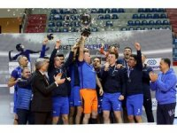 Şirketler Voleybol Ligi'nde şampiyonlar belli oldu