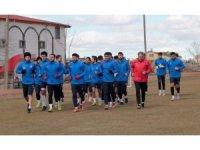 Nevşehir Belediyespor, Gölcükspor maçına hazırlanıyor