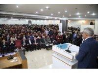 'Hikayelerle Anadolu İrfanı' konferansı ilgi gördü