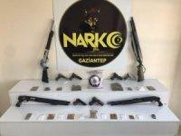 Gaziantep'te uyuşturucu operasyonu: 46 tutuklama