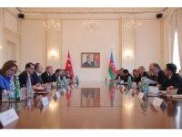 Cumhurbaşkanı Erdoğan, Aliyev ile Yüksek Düzeyli İşbirliği 8.Toplantısı'na başkanlık etti