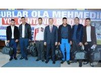 Şahinbey Belediyesi Mehmetçiğin yanında olmaya devam ediyor
