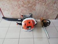 Sakarya'da ağaç kesme ve üfleme motoru çalan 5 hırsız tutuklandı
