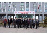 Samsun'da üniversitelerin güvenliği emin ellerde