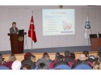 ESOGÜ Hastanesi personeline hasta hakları eğitimi verildi