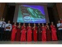 """Karabük Üniversitesinde """"Türkmenistan Günü"""""""