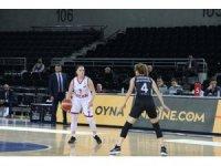 Kadınlar Basketbol Süper Ligi: Elazığ İl Özel İdare: 72 - Beşiktaş: 67