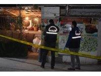 Malatya'da yemek yediği esnada silahlı saldırıya uğrayan şahıs yaralandı