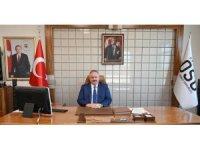Kayseri OSB Yönetim Kurulu Başkanı Tahir Nursaçan'ın Regaip Kandili Mesajı