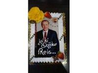 AK Parti Develi Gençlik Kolları Cumhurbaşkanının Doğum Gününü Kutladı
