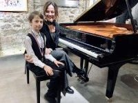 Küçük piyanistin Türkiye'ye gurur veren başarısı