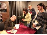 Nilüfer'de Turgay Fişekçi ile şiir dünyasına bakış
