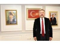 Başkan Palancıoğlu Regaip Kandili Mesajı