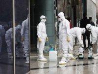 Koronavirüsü tehlikesi devam ediyor: 81002 hasta, 2762 ölü