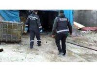 9 bin 236 litre kaçak akaryakıt ele geçirildi