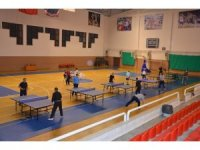 Fatsa'da masa tenisi turnuvası