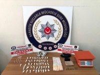 Tekirdağ'da uyuşturucu operasyonu: 1 kadın gözaltına alındı