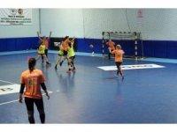 Kastamonu Belediyespor, Siofok maçının hazırlıklarına başladı