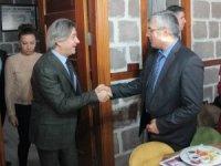 Kültür ve Turizm Bakan Yardımcısı Demircan basın kuruluşlarının temsilcileriyle bir araya geldi