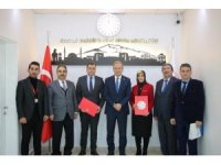 Kayseri'de dezavantajlı vatandaşlar için iş eğitimi protokolü imzalandı