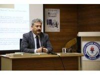 Başkan Palancıoğlu kariyer günlerinde