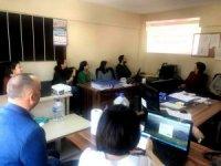 Sağlık çalışanlarına 'Korona virüs' eğitimi