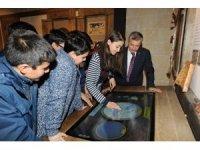 İslam Bilim Tarihi Müzesi öğrencilere ilham kaynağı oluyor