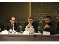 Uzmanlar ve bilim insanları Kızılinler-Eşenkara Kür Merkezi Projesini değerlendirdi