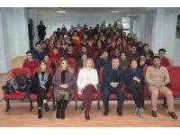 Vedat Topçuoğlu Lisesinde 'akran zorbalığı' anlatıldı