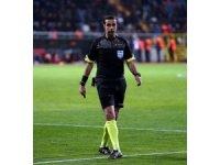 Kayserispor-Göztepe maçını Mete Kalkavan yönetecek