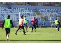 Keçiörengücü, İstanbulspor maçının hazırlıklarını tamamladı